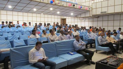 "Seminar on ""Artificial Intelligence - the Future Lies Here"""